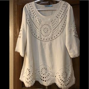 Cover up/ blouse